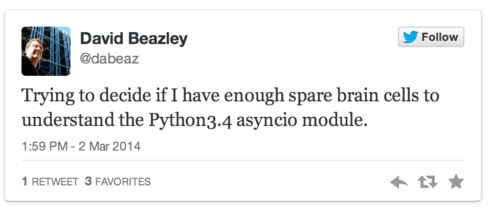 10 awesome features of Python that you can't use because you refuse